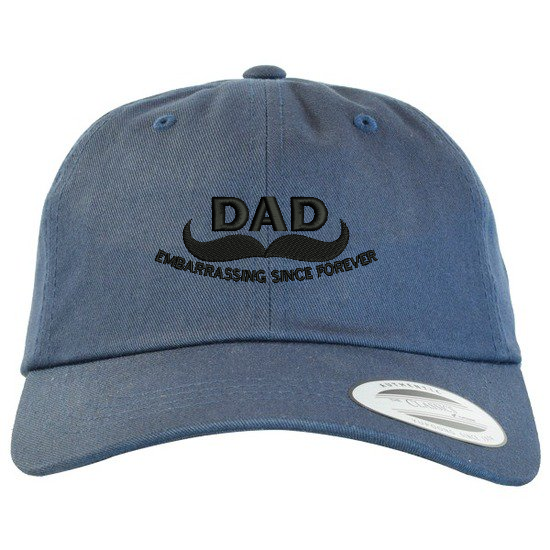 Dad embarrassing since forever - navy b9a1ab7f303