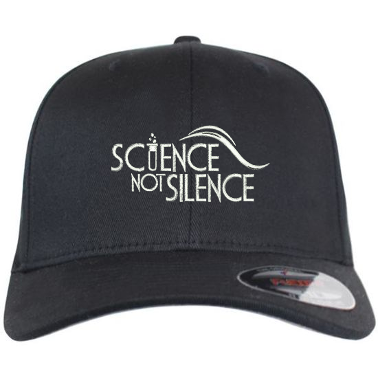 9476ceca615 Science not silence wave black