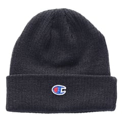 Navy beanie hat   champion