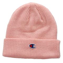 Pink beanie hat   champion