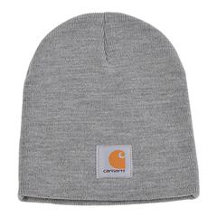 Beanie hat   carhartt   gray   front