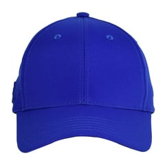 Adidas baseball hat   royal   front view