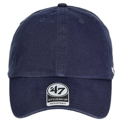 Navy clean up cap   '47 brand   front view
