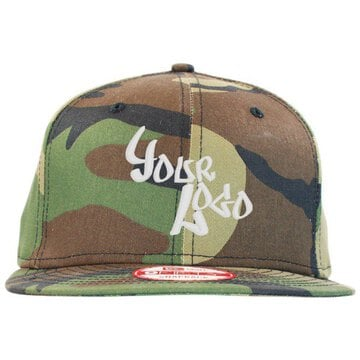 Custom camo hats   capbeast